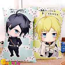 Anime Seraph of the End Owari no  Mikaela Yuuichirou Hyakuya Cushion Pillow