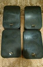 Advent Speakers 1682 K965/CLV-A901R- Lot of 4