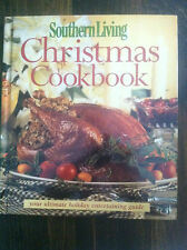 Southern Living Christmas Cookbook by Sunset (2005, Hardcover) S#4488