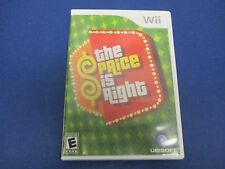 Wii, The Price Is Right, Nintendo, Rated E