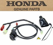 Honda Accessory Socket CRF 1000 Africa Twin 12V Outlet Plug DC Electrical #H151