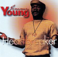 JIMMY YOUNG : HEARTBREAKER / CD - TOP-ZUSTAND