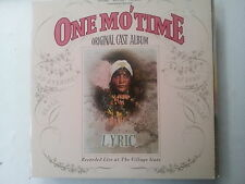 One Mo Time - Recorded Live at The Village Gate