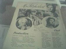 newspaper article 1947 - brighton rock production 2 page