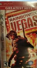 Tom Clancy's Rainbow Six Vegas Greatest Hits- Video Game Sony PSP