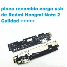 Replacement Charging USB Flex placa carga usb Xiaomi Redmi Note 2 octa core
