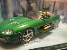 JAMES BOND CARS COLLECTION 006 JAGUAR XKR DIE ANOTHER DAY