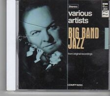 (GA351) Big Band Jazz, 20 tracks various artists - 1997 CD