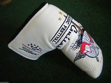 New Titleist / Scotty Cameron USA Golf And Guitars Head Cover Putter Headcover
