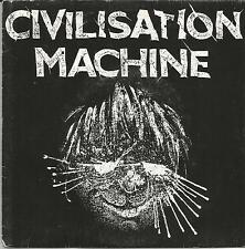 CIVILISATION MACHINE Walk to the sea FRENCH SINGLE CLOSER 1985