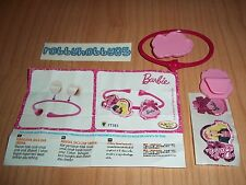 FT385 BRACCIALETTO BARBIE + BPZ KINDER MERENDERO JOY INDIA 2014/2015