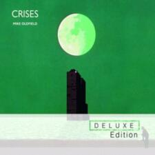 Mike Oldfield: CRISES (30TH ANNIVERSARY) (Deluxe Edition) 2CD 19 TRACKS - NEU!