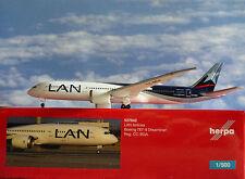 Herpa Wings 1:500 Boeing 787-9 Dreamliner LAN Airlines CC-BGA  527842