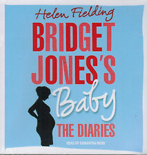 Helen Fielding, Bridget Jones's Baby The diaries, 4 audio CD, read Samantha Bond