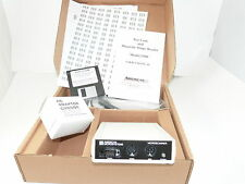American Mircosystems Model 2500 Bar Code and Magnetic Stripe Reader New