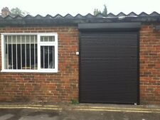 EXTRUDED ALUMINIUM or FOAM FILLED CONTINENAL ROLLER SHUTTERS - manual/electric -