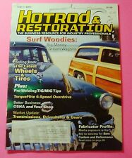 HOT ROD & RESTORATION JULY/2009..THE SOURCING TOOL FOR HOT RODDING PRODUCTS