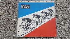 Kraftwerk - Tour de France 12'' Vinyl UK 1