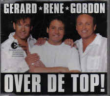 Gerard Rene Gordon-Over De Top cd maxi single (De Toppers)