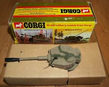 Corgi 900 PzKpfw Tiger Mk.1 Tank Military Vehicle Vintage 1973 Rare Boxed