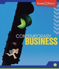 Contemporary Business-ExLibrary