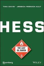 Bloomberg: Hess : The Last Oil Baron by Jessica Resnick-Ault and Tina Davis...