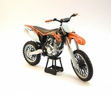 KTM Dirt Bike 450 SX-F 1:10 Modell