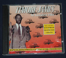 Elmore James. 16 Greatest Hits. Route 16 CD 9005. 1988.