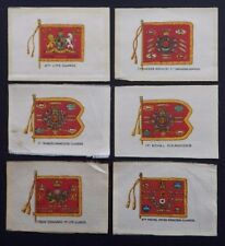 DRAGOON GUARDS Regimental Colours issued in 1915 SILKS