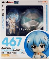 467 Rei Ayanami Evangelion Racing  AUTHENTIC Nendoroid FREE SHIPPING! USA