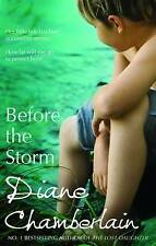 Before the Storm by Diane Chamberlain (Paperback, 2010) New Book