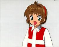 Anime Cel Card Captor Sakura #16