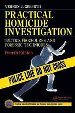 Forensic Science University Package: Practical Homicide Investigation, Fourth Ed