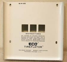 ECO 96 AIR METER COMPUTER FACE 3 HOLE