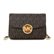 Michael Kors Fulton Crossbody Bag - Brown