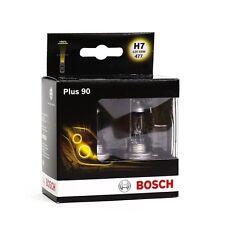 BOSCH Plus 90 h7 LAMPADE LAMPADINE LAMPADA ALOGENA + 90% più luce 2er-set