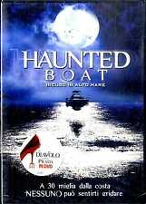 HAUNTED BOAT Incubo in Alto Mare DVD FILM SEALED