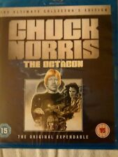 THE OCTAGON BLU-RAY CHUCK NORRIS  NEW & SEALED U.K SELLER