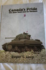 WW2 Canadian Ram Tank Canada's Pride Armour Variants Reference Book
