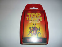 "Disney ""Incredibles "" Movie  Top Trumps trading card set"