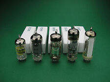 Conjunto de tubos ecc85 ech81 ebf89 ecl86 em87 Tube set nos - > tubos para tubos radio
