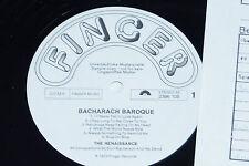 THE RENAISSANCE -Bacharach Baroque- LP 1973 Finger Promo Archiv-Copy mint