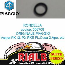 RONDELLA 006708 ORIGINALE PIAGGIO VESPA PX 125 150 2011 2012 / PX 30 ANNI 125
