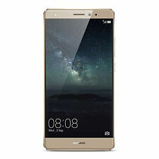 Huawei Mate S - 32GB - Mystic Champagne (Ohne Simlock) Smartphone, Front weiss