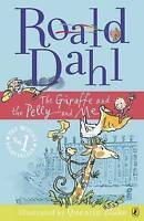 THE GIRAFFE AND PELLY AND ME by Roald Dahl (Paperback, 2008)