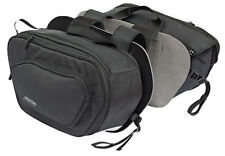 Rapid Transit Commuter Water Resistant Heavy Duty Motorcycle Saddlebags Bag