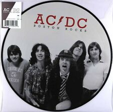 AC/DC - Boston Rocks-New England Broadcast 1978 (Ltd Picture Disc LP) in stock