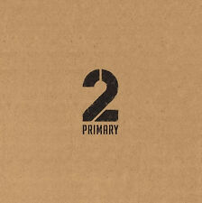 PRIMARY VOL.2 FEAT.HYUK OH, PALO ALTO, JUNG IN, RAP MONSTER,YANKEY