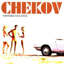 CHEKOV = turntable soul kicks = Finest Electro Downbeat Break Grooves !!!