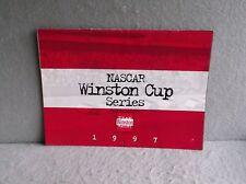 NASCAR 1997 WINSTON CUP SERIES WALL CALENDAR  R J Reynolds JIMMIE JOHNSON